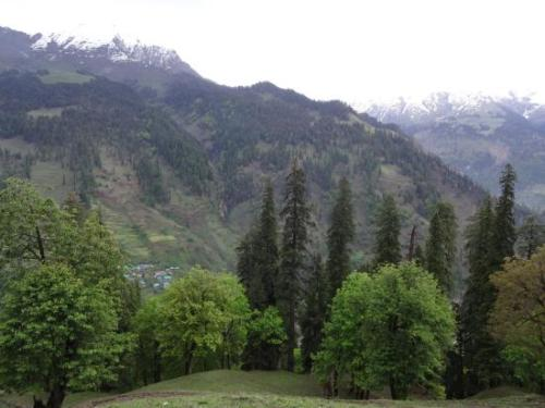 Solang Valley Images